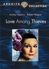 LOVE AMONG THIEVES (1987 Audrey Hepburn) - Region Free DVD - Sealed