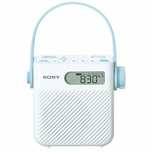 SONY-SONY-shower-Radio-FM-AM-FM-wide-corresponding-drip-proof-specifications