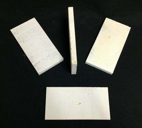 "K-26 Insulating Firebrick 9/""x4.5/""x .75/"" Morgan Thermal Ceramics Fire Brick 2600F"