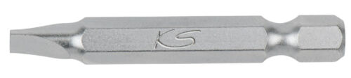 "KS Tools 1//4/"" CLASSIC Bit Fente 50 mm 8 mm"