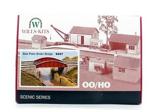 SS59 Wills Kit OO//HO Gauge Brick Tunnel Mouth /& Wing Walls Single Track