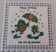 A5 Greetings Card You are my little ray of f*cking sunshine