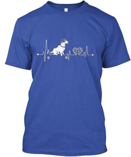 Jack Russell Terrier Standard Unisex T-shirt