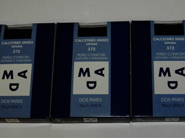 6 Pares Calcetines Ejecutivos Unisex Espuma 40 Den, Mad,puño Confort Beig (piel)