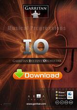 GARRITAN INSTANT ORCHESTRA - MUSIC SOFTWARE - DIGITAL - NEW - WIN/MAC