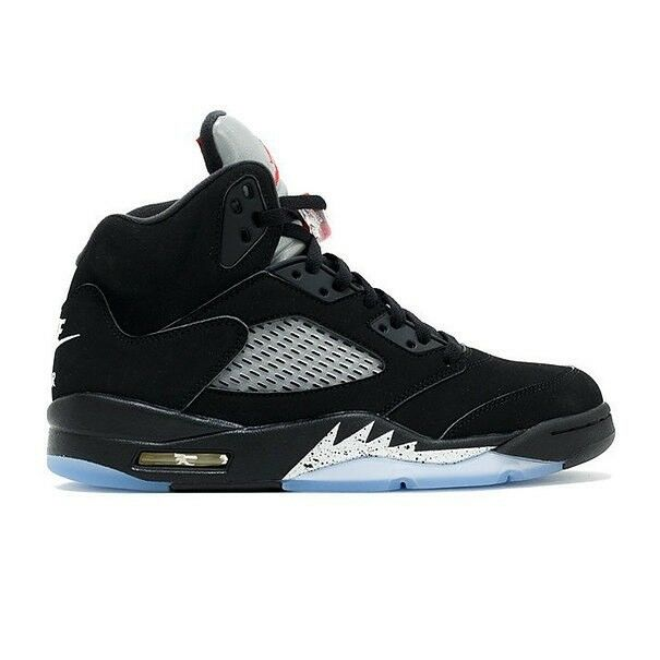100% authentique 91604 73f05 Air Jordan 5 Retro noire pointure 39