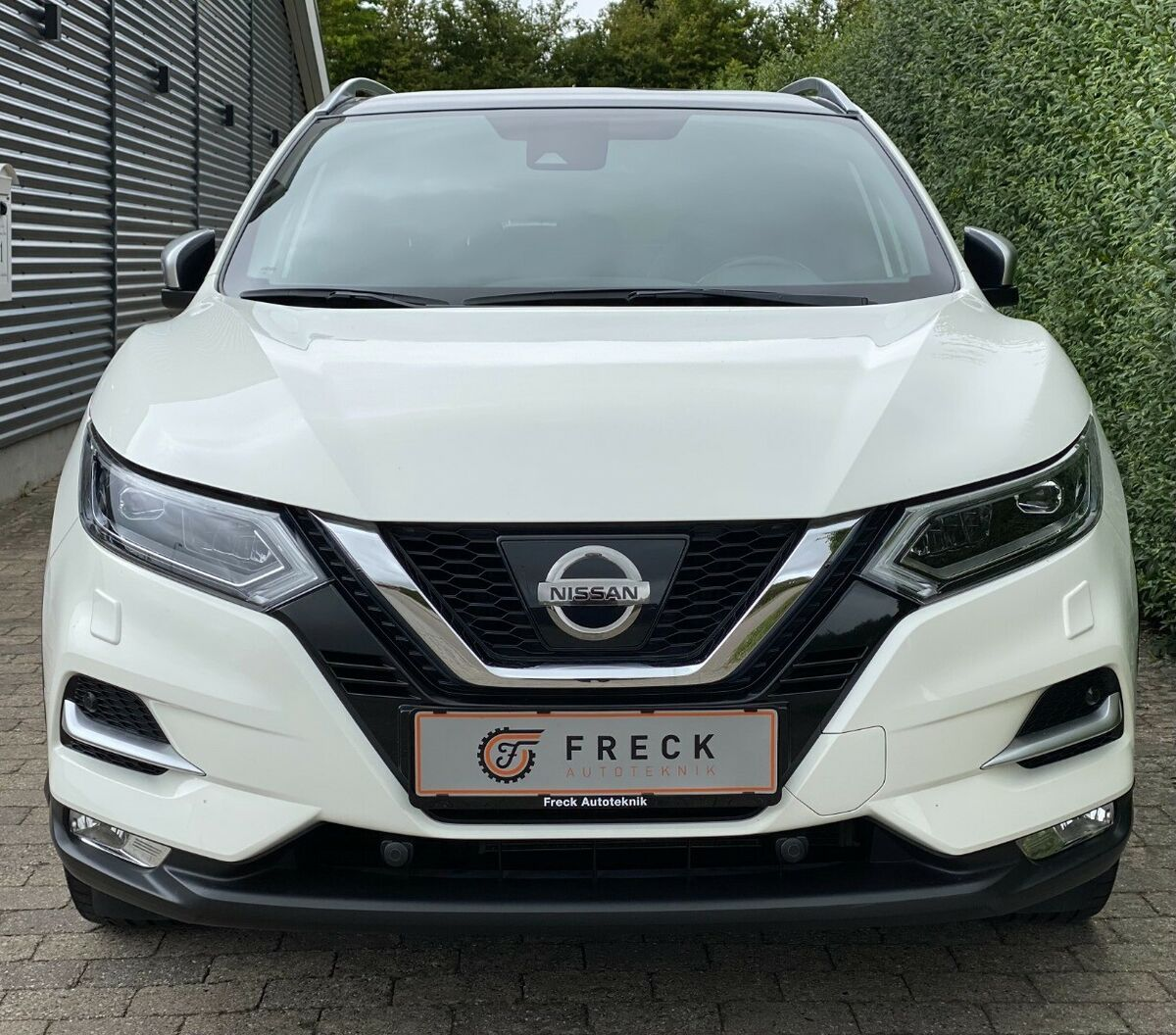 Nissan Qashqai Dig-T 115 Tekna+