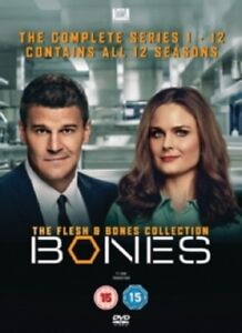 Bones-Complete-Series-Season-1-2-3-4-5-6-7-8-9-10-11-12-DVD-Box-Set-New-Region-4