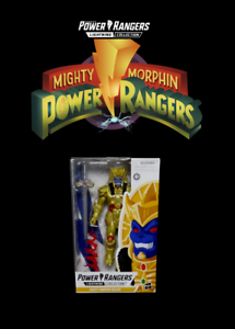 """Power Rangers Lightning Collection Series Mighty Morphin GOLDAR 6"""" Action Figure"""