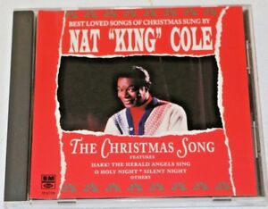 Nat King Cole The Christmas Song CD | eBay