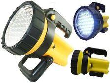 37 LED RICARICABILE Notte Sicurezza LANTERNA FARETTO POWER Torcia CUT