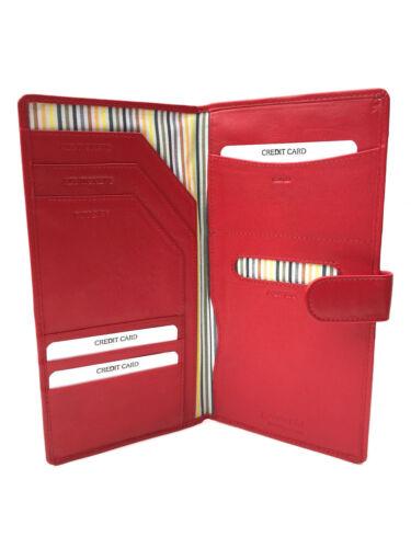Golunski 1005 En Cuir De Voyage Organisateur Portefeuille Porte-documents par Golunski