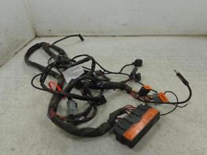 97 harley davidson touring police flhtp main wire wiring harness ebay rh ebay com