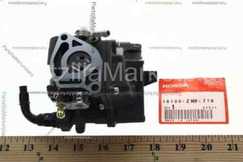 Honda 16100-ZW8-716 BJ05A D CARBURETOR