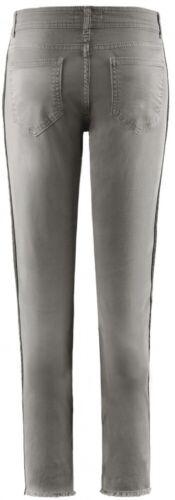 PIANTANA Uomo Jeans texas-705w con strisce laterali