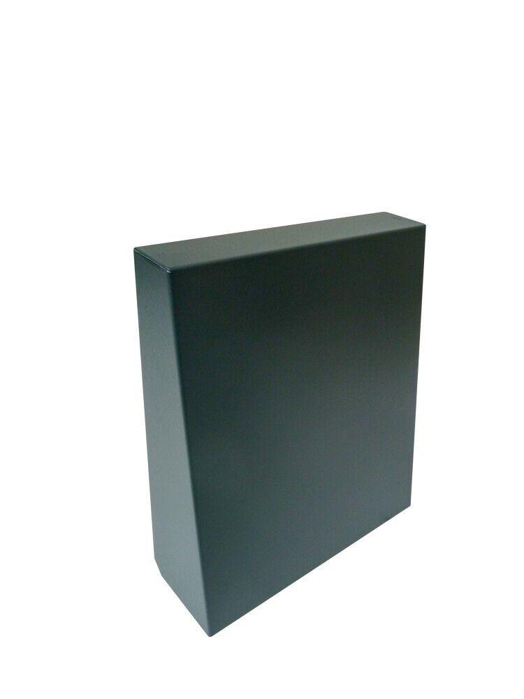 Lunos Zweikanal-Außenhaube in anthrazit für Lüfter der 160er Serie     | Passend In Der Farbe  | Hochwertige Materialien  | Neues Produkt