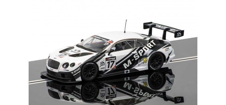 Scalextric - C3595 Bentley Continental GT3 - GT Pirelli World Challenge NEW