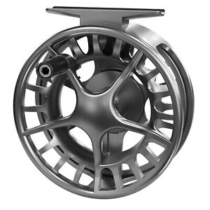Lamson-Liquid-7-Fly-Reel-Color-Smoke-NEW