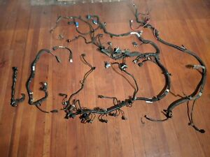Details about 07-08 Ford Explorer Sport Trac Engine Wiring Harness on