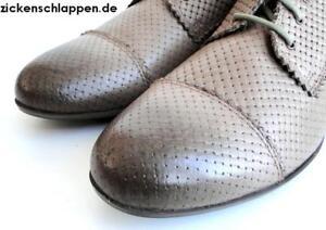 Liebeskind-laessiger-Schnuerschuh-stone-greige-neu-Gr-39-NEU
