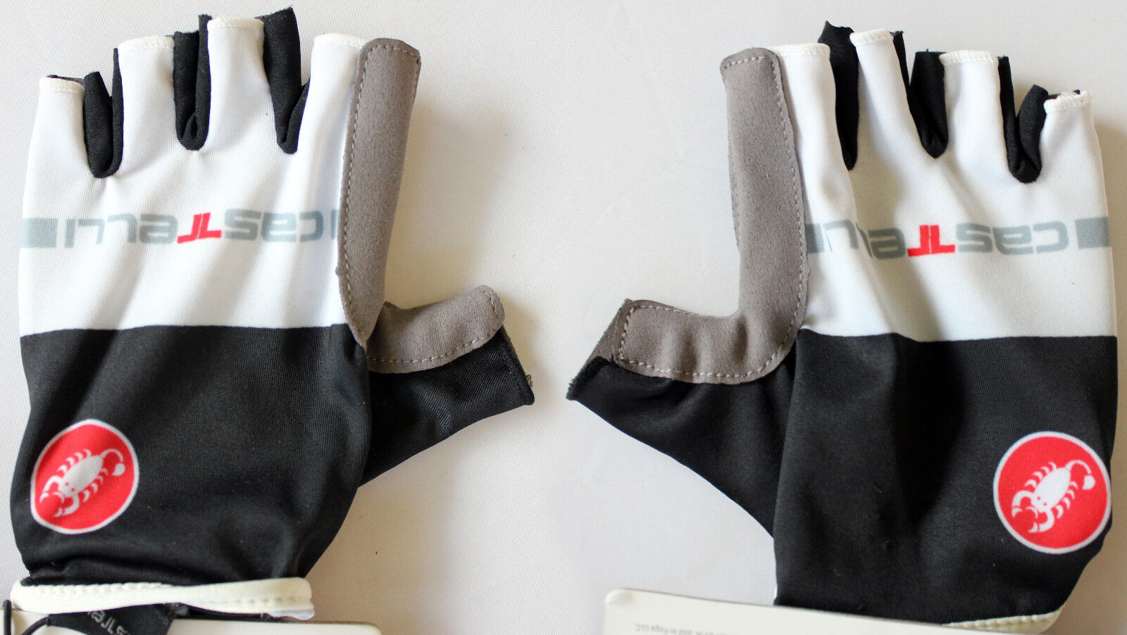 CASTELLI velocissimo equip cycling gloves gloves gloves kid guanti ciclismo bambino 4eb118