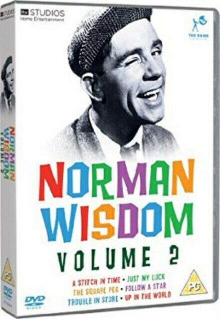 Neuf Norman Wisdom (6 Films) Volume 2 DVD
