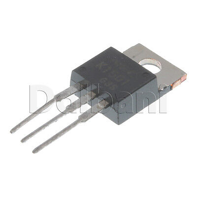 2SK1501 Original New NEC Power MOSFET 4A 900V 4Ohm N-Channel Si K1501 TO-220AB