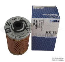 1x Original MAHLE KX 35 Kraftstofffilter