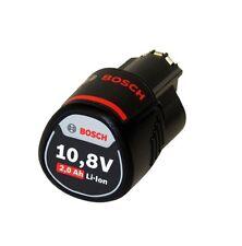Bosch Ersatzakku Akku 10,8V 2 Ah Li-Ion  GSR GDR GOP GWI GSA GLI GWB GSB 2Ah