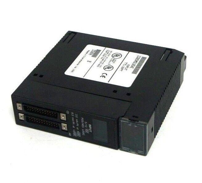 GE FANUC IC693MDL654 INPUT MODULE TTL 32PT IC693MDL654E