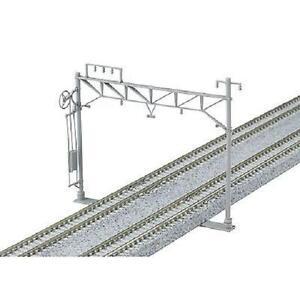Kato-23-061-Catenaire-Voie-Double-Large-Catenary-Double-Track-Wide-10pcs-N