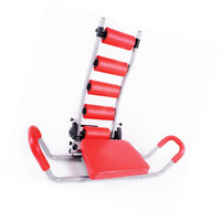 New Ab Rocket Twister Abdominal Trainer Ab Exercise Core Fitness Workout Roller