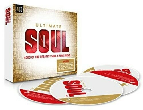 Various Artists - Ultimate Soul / Various [New CD] UK - Import