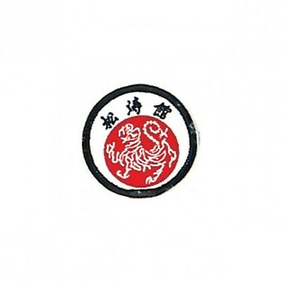 "4/"" P1182 Shotokan Karate Martial Arts Patch"