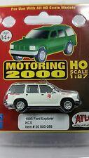 KCS 1993 Ford Explorer, Atlas 30000089
