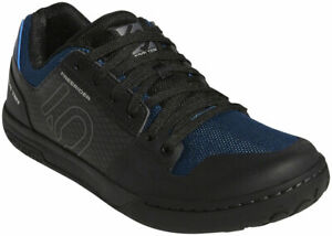 Five-Ten-5-10-Freerider-Contact-Mountain-Bike-Shoes-Marine-Blue-Black-Size-9
