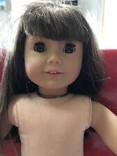 American Girl Doll Brown Hair Brown Eyed Beauty
