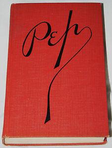 PEP-Poise-Efficiency-Peace-Col-Wm-C-Hunter-1922-HC-Physical-amp-Mental