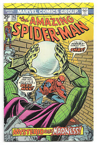 Amazing-Spider-Man-142-Marvel-Comics-1975-Ross-Andru-Gwen-Stacy-Clone-Cameo