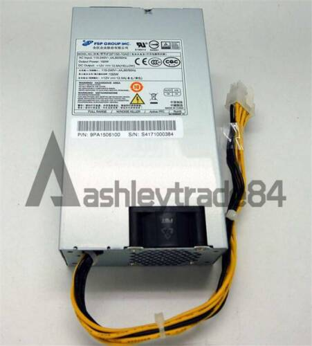 New AC 110-240V FSP150-10AD For Dahua DVR Power Supply 150W 12V 12.5A