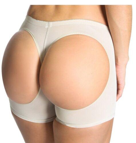 Women Buttock Underwear Briefs Knickers Bum Lift Shaper Enhancer Pants Push Up