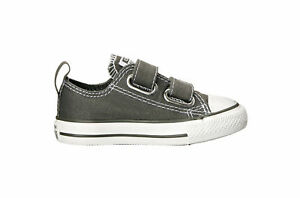 e31830e034d Converse INFANT toddler All Star Chuck Taylor 2V OX Charcoal 711358F ...