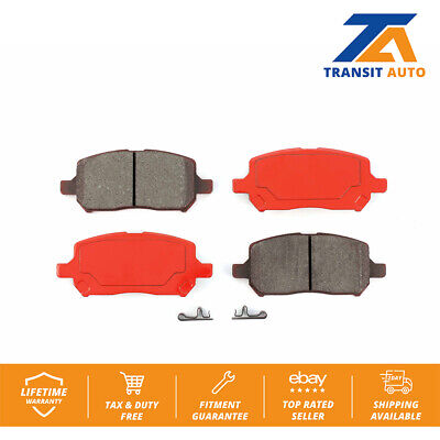 2007 2008 2009 2010 For Pontiac G5 Front Semi Metallic Brake Pads