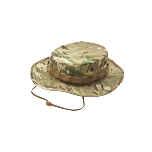 TRU-SPEC 3229 MultiCam Camo Boonie Hat Nyco Ripstop Military Cotton Blend