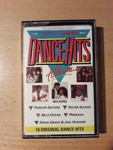 The-Dance-Hits-Album-Cassette