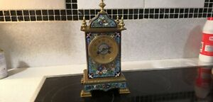 French-Antique-Carriage-Clock-by-Edwards-amp-Sons-Glasgow
