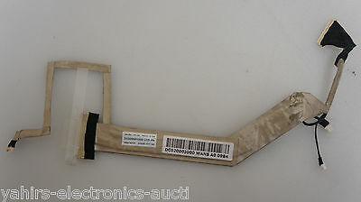HP DV4-1000 LCD Video Cable DC02000IO00