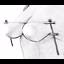 Nueva-simple-ajustables-metal-parentesis-tortura-pecho-clips-moderacion-skla miniatura 1