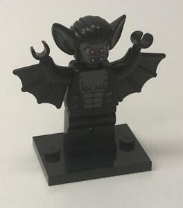 Lego Vampire Bat Collectible Minifig Figure 100/% Complete Series 8