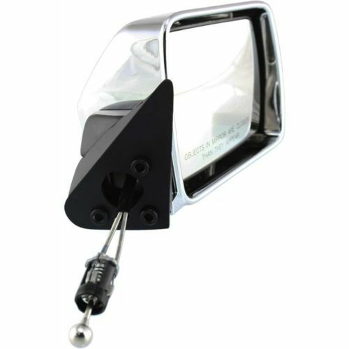 New CH1321156 Passenger Side Mirror for Jeep Cherokee 1984-1996